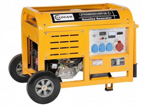 G8E Petrol Generator