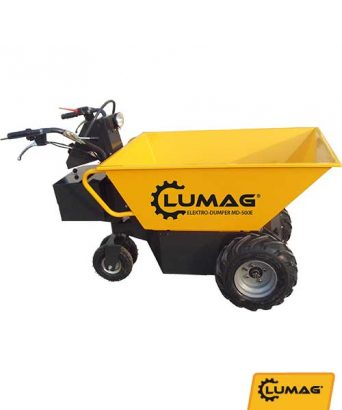 MD500E electric power barrow