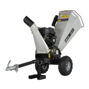 Left hand side picture of the HC15 Chipper