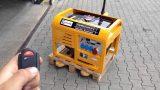 g8e 4  Petrol Generator