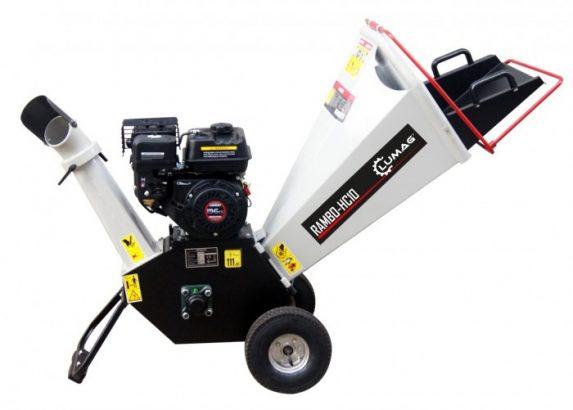 HC10 Petrol garden chipper