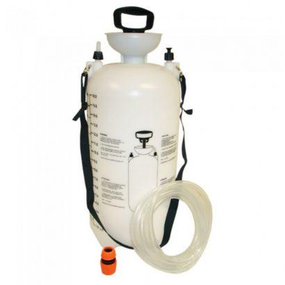 Dust supression tank