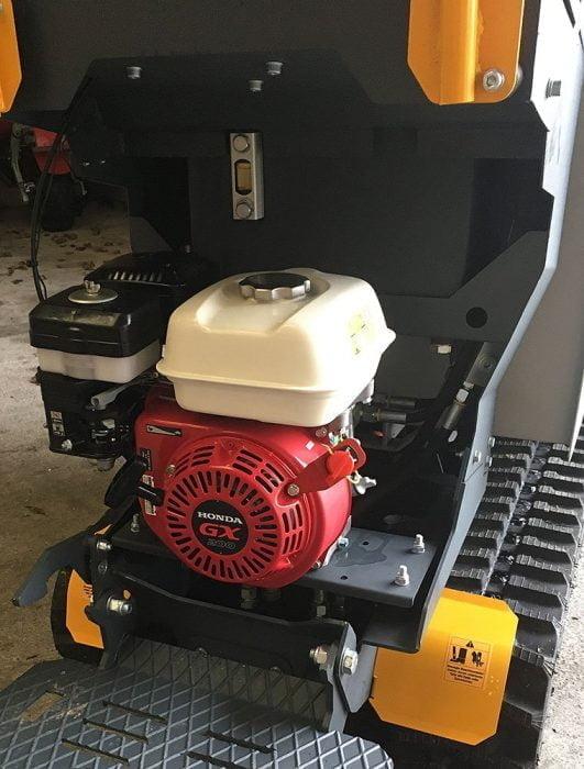 VH500A Mini Dumper 1